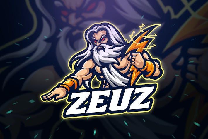Thumbnail for Zeuz Sport and Esport Logo Template