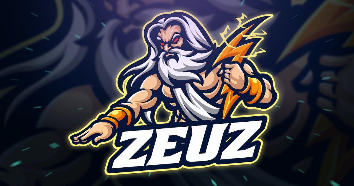 Download Zeuz Sport and Esport Logo Template by Blankids