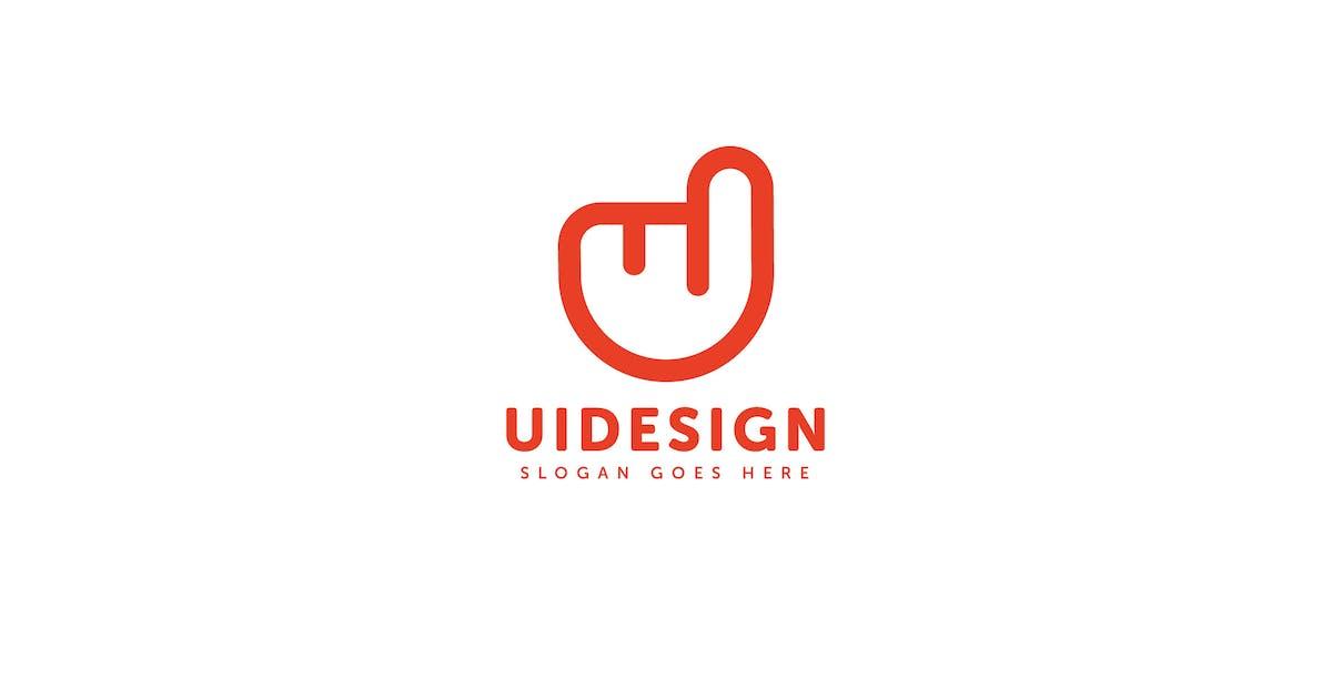 Download Ui Design U Letter Logo Vector Template by Pixasquare