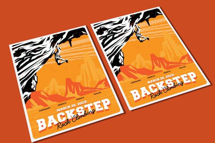 Thumbnail for Backstep Flyer