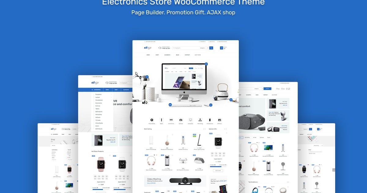 Download Digi - Electronics Theme for WordPress by NasaTheme