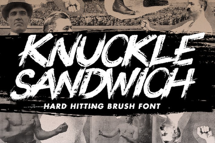 Thumbnail for Knuckle Sandwich