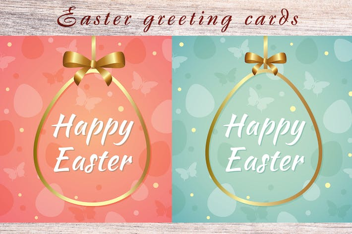 Thumbnail for Easter Greeting Cards