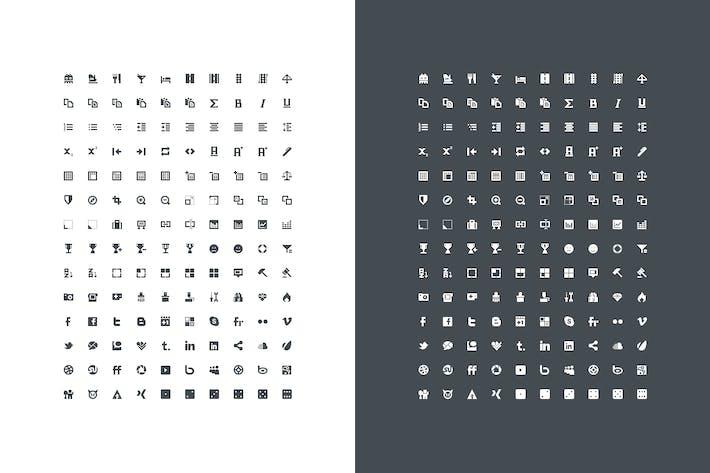 Thumbnail for Pixel Perfect Mini Icons Vol. 3