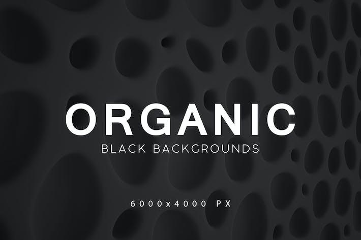 Thumbnail for Schwarze organische Hintergründe