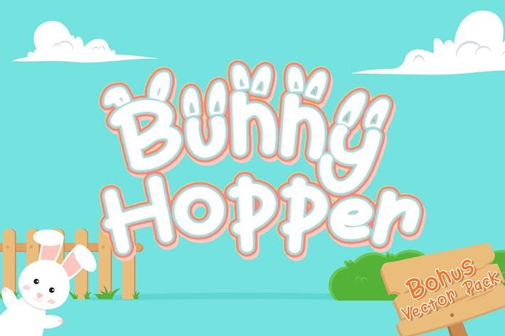 Bunny Hopper - Fuente juguetona