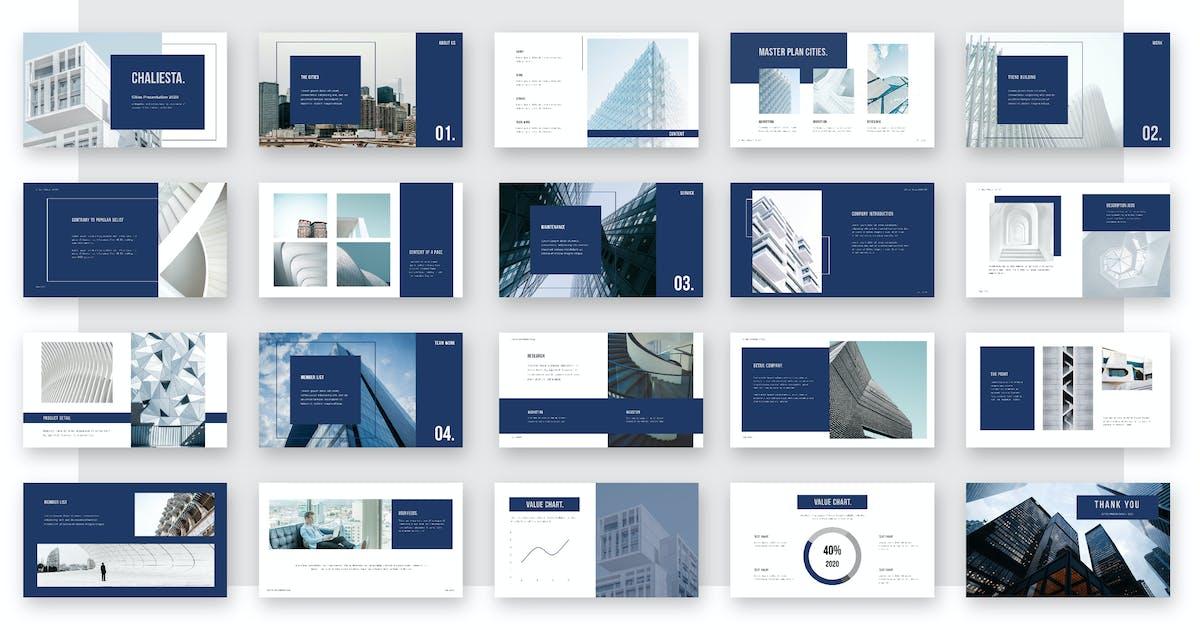 Download Chaliesta - Presentation by celciusdesigns