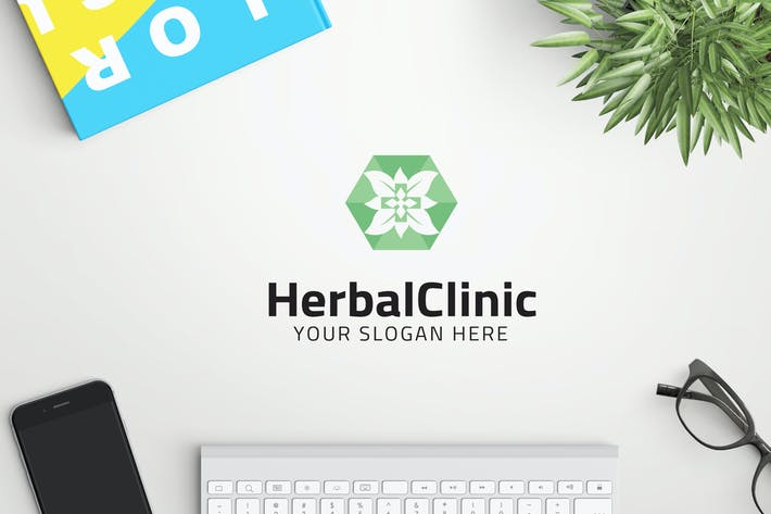 Thumbnail for HerbalClinic professional logo