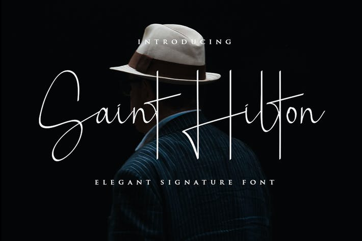Thumbnail for Saint Hilton Yp - Fuente Signature