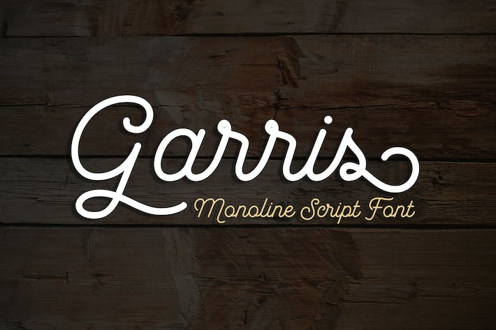 Cover Image For Garris