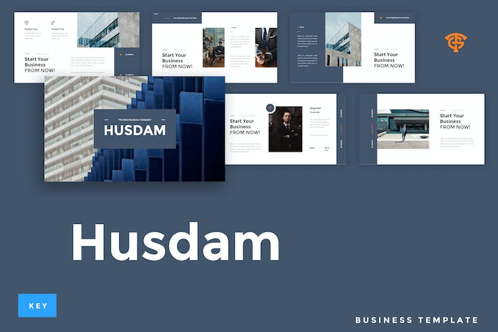 Thumbnail for Husdam Business - Keynote