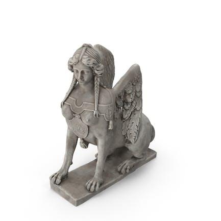 Sphinx-Statue