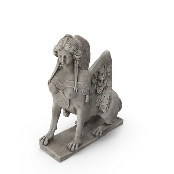 Cover Image for Sphinx Statue