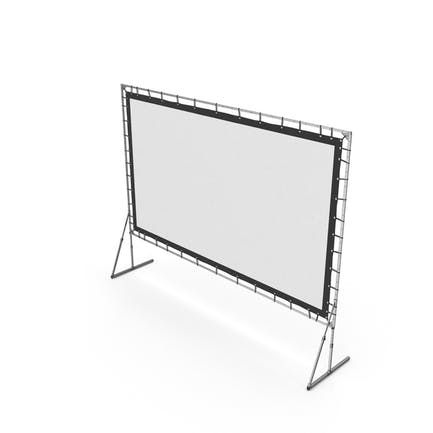 Large Stage Screen