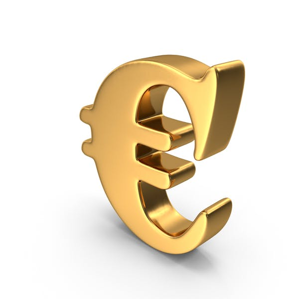 Thumbnail for Gold Euro Sign