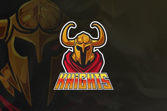 Thumbnail for Gladiator - Mascot & Esport Logo