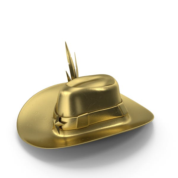 Thumbnail for Hat Golden