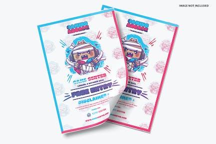 Gaming-Flyer