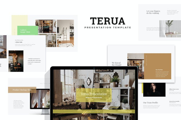 Thumbnail for Terua : Home Interior Keynote