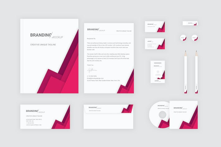 Thumbnail for Branding Identity - Material Triangle for Sketch