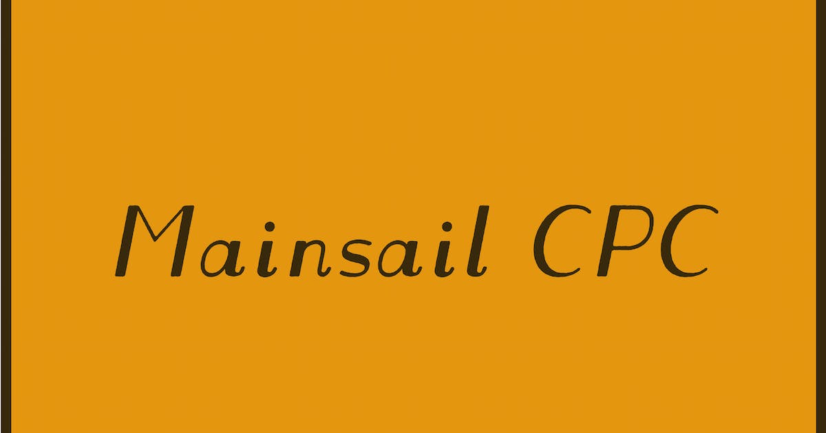 Download Mainsail CPC by thenss