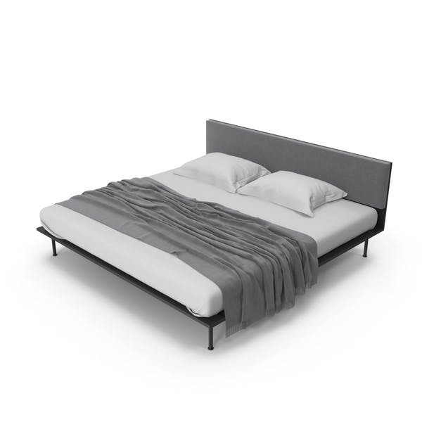 Thumbnail for Loft Style Double Bed