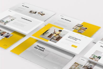 Smart Home Powerpoint Template