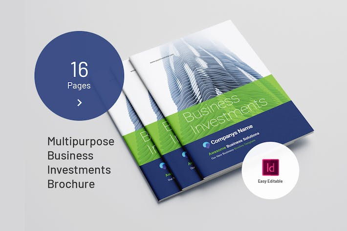 Thumbnail for Multipurpose Business Investments Brochure
