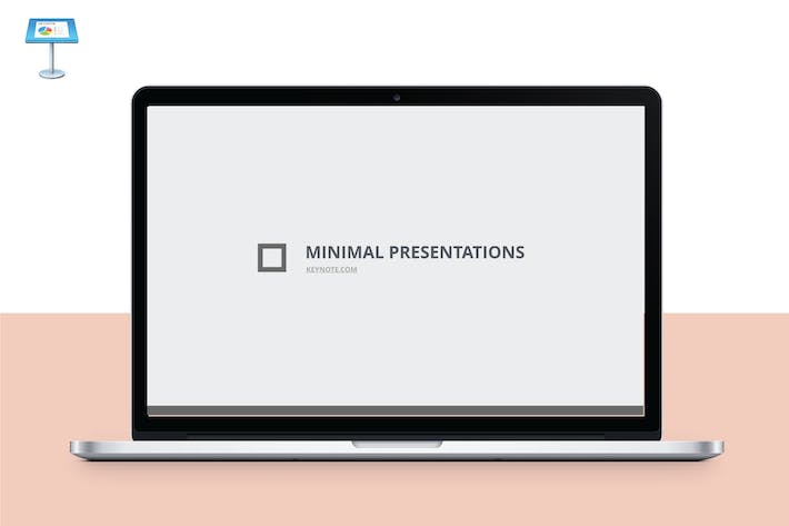 Thumbnail for MINIMALIST - Multipurpose Keynote Template V.09