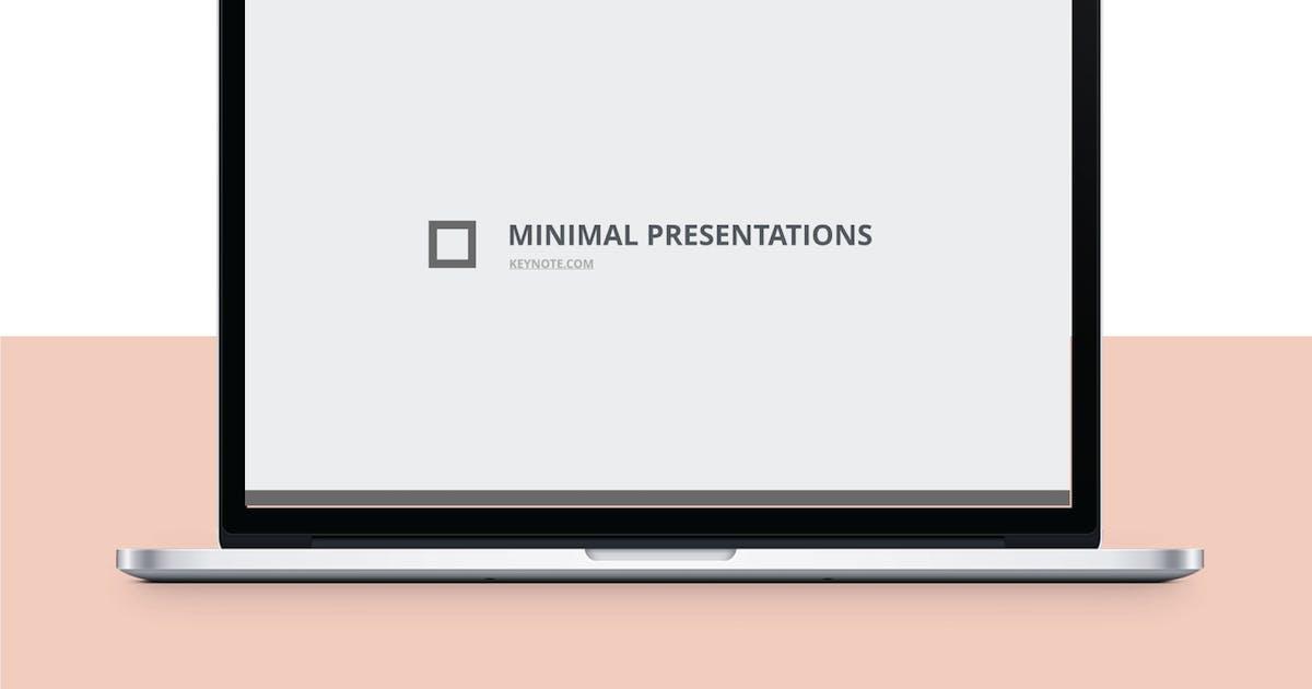 Download MINIMALIST - Multipurpose Keynote Template V.09 by Shafura