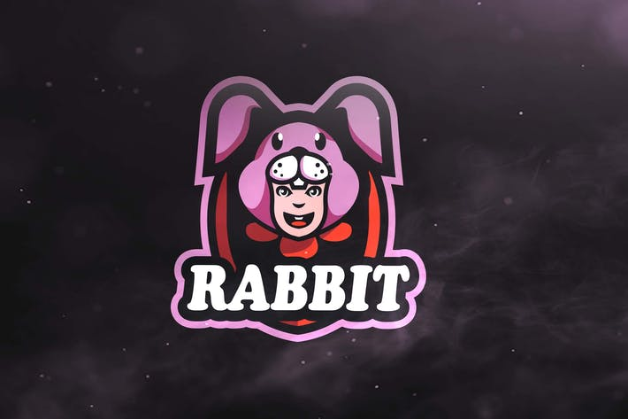 Thumbnail for Rabbit Sport and Esport Logos