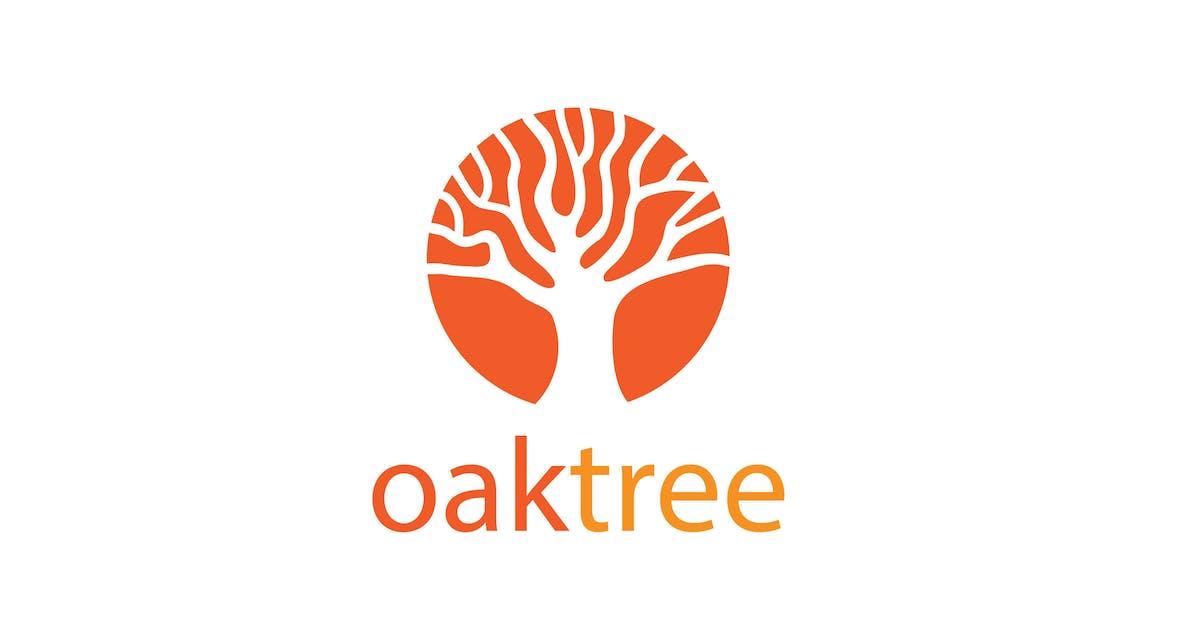 Download Oak Tree Logo Template by 1protheme