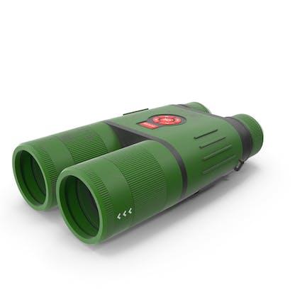 Binocular Green Used