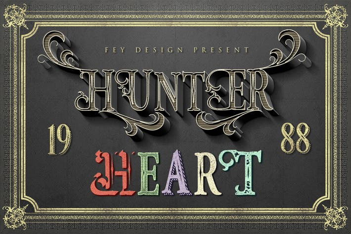 Thumbnail for Hunter Heart