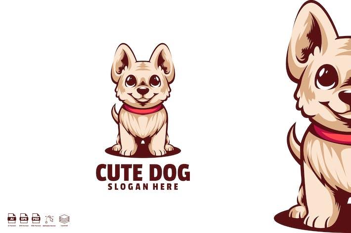 Thumbnail for Logo chien mignon