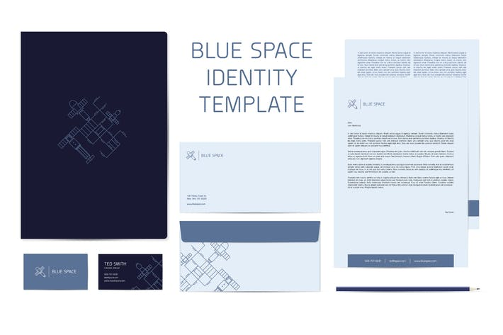 Thumbnail for Blue Space Identity Template