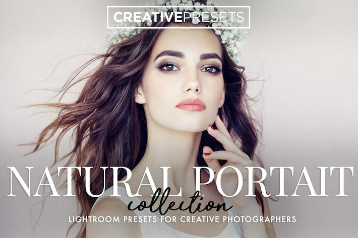 Thumbnail for 60 Natural Portrait Lightroom Preset