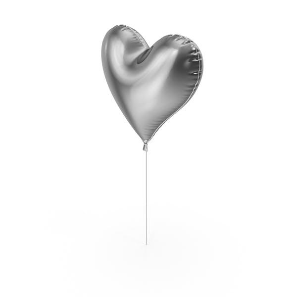 Thumbnail for Foil Balloon Heart
