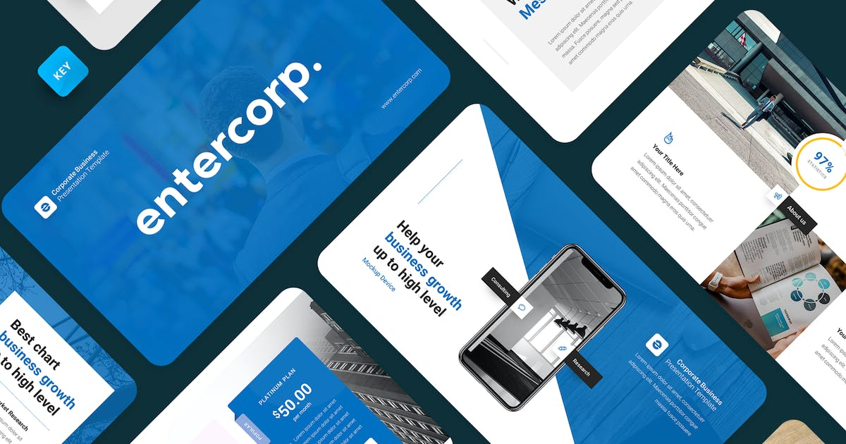 Download Entercorp-Corporate Business Keynote Template by yossy1