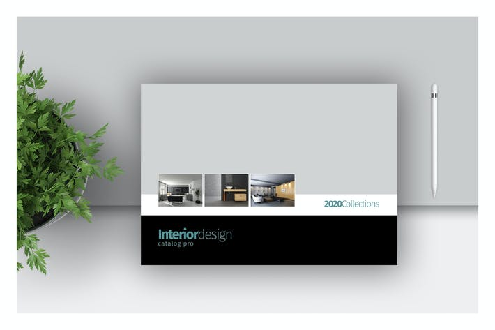 Cover Image For Minimal Interior Brochure