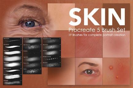 Skin Studio Procreate кисти