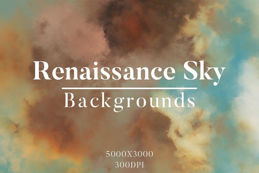 Renaissance Sky Backgrounds