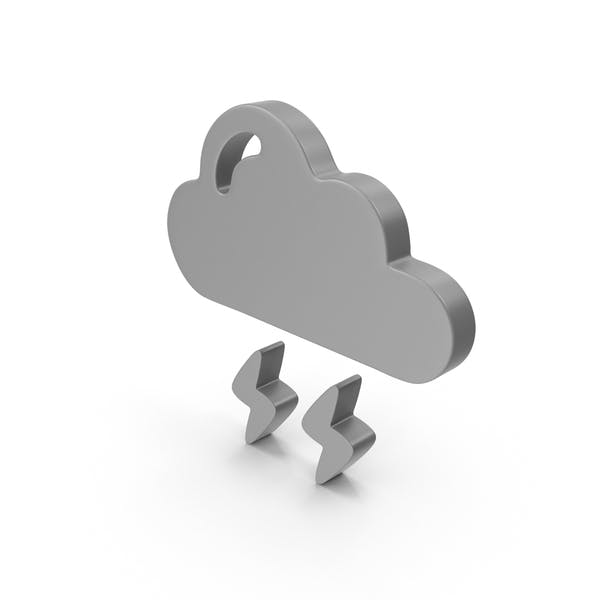 Cover Image for Cloud with Lightning Symbol