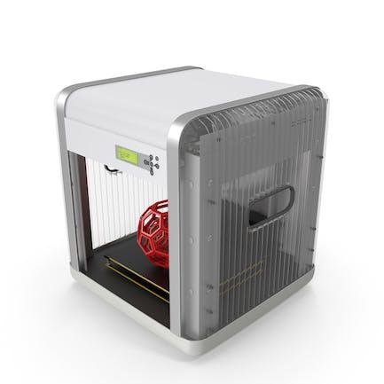Impresora de extrusión 3D