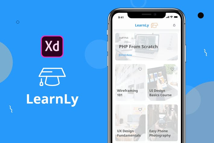 Thumbnail for LearnLy Education App