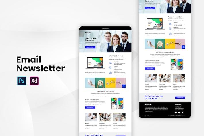 Thumbnail for Email Newsletter