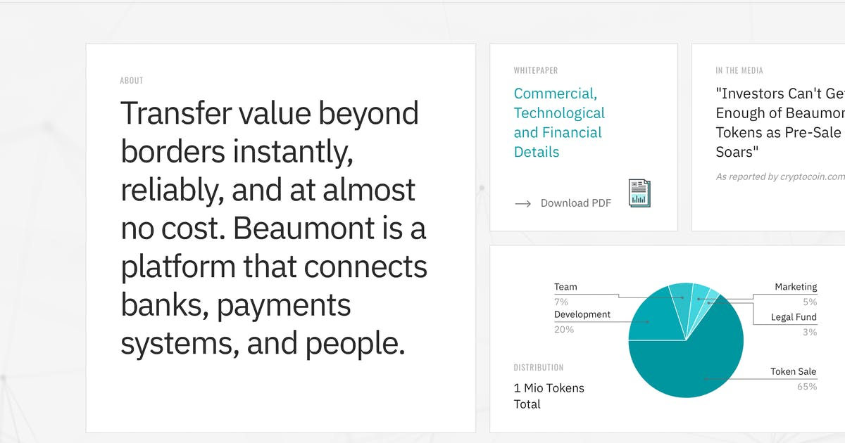 Download Beaumont Drupal Theme by createdbycocoon