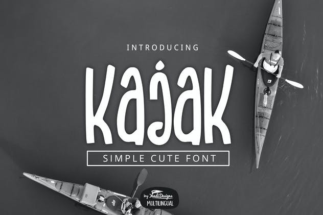 Kajak - product preview 0