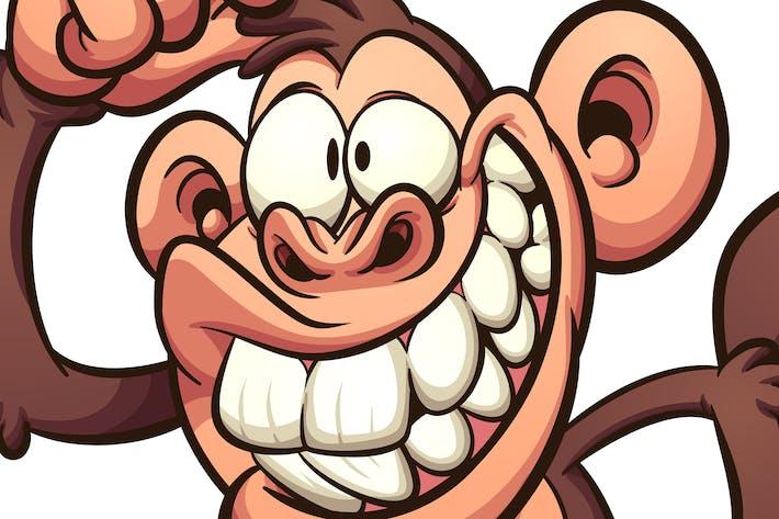 Thumbnail for Cartoon Monkey