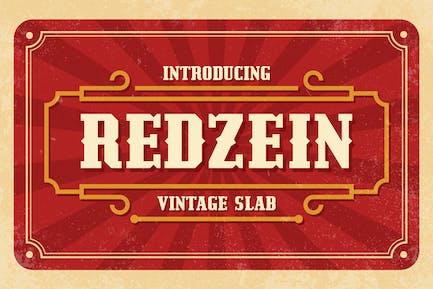 Redzein - Losa vintage